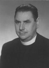 P. Stanislav Sedlák, farářem 1945 – 1963. Farní archiv.